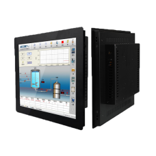 Monitor wall-mounted LCD screen industrial display embedded